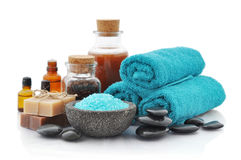 Spa composition Stock Image
