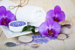 Spa composition Stock Photography