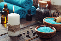 Spa composition Royalty Free Stock Photo