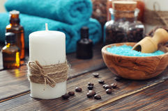 Spa composition Royalty Free Stock Photography