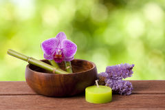 Spa concept Royalty Free Stock Images