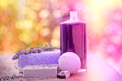 Spa concept - Aromatherapy Royalty Free Stock Images