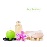 Spa Concept image with Free space for your Text Stock Images