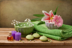 Spa concept still life Stock Image