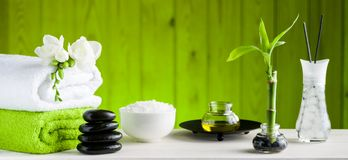 Spa concept Royalty Free Stock Photo