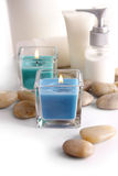 SPA cosmetics series Stock Images