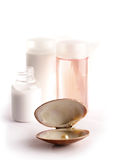 SPA cosmetics series Royalty Free Stock Images