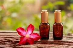Spa cosmetics royalty free stock images