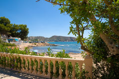 Spa of Costa Blanca stock photo