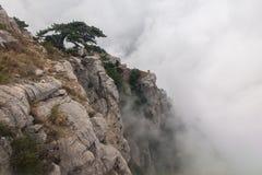 SPA crimean Βουνά Καλοκαίρι υπόλοιπο στοκ φωτογραφία