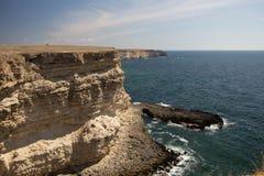 SPA crimean Γύρος θάλασσας επιφύλαξη στοκ φωτογραφία με δικαίωμα ελεύθερης χρήσης