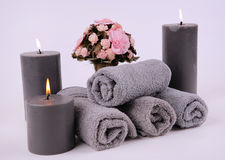 Spa day Stock Images