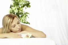 Spa,Dayspa. Spa Woman.Massage.Beauty salon Stock Photos