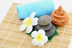 Spa Decoration. Stock Photos