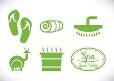 Spa design Stock Image