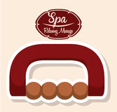Spa design Stock Photo