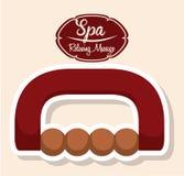 Spa design Stock Photo