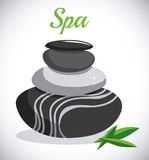Spa design Royalty Free Stock Photos
