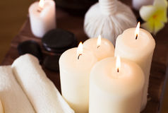 Spa elements. Stock Photography