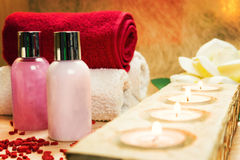 Spa elements Stock Image