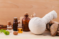Spa Essential Oil Royalty Free Stock Photo
