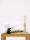 Spa essentials Royalty Free Stock Image