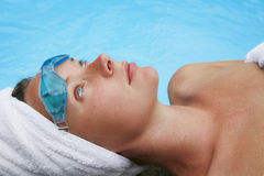 Spa Facial Royalty Free Stock Photos