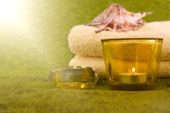 Spa feeling Royalty Free Stock Images