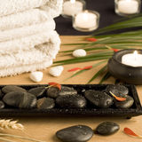 SPA feeling Stock Photography