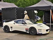 Spa - Francorchamps Belgium GT4  race Stock Photos