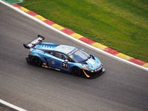 Spa-Francorchamps race weekend Royalty Free Stock Photo