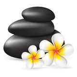Spa frangipani Royalty Free Stock Photography