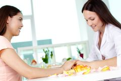 Spa hand care Stock Image