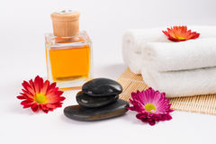 Spa and healthy lifestyle Royalty Free Stock Photo
