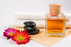 Spa and healthy lifestyle Stock Photography