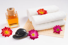 Spa and healthy lifestyle Stock Photos