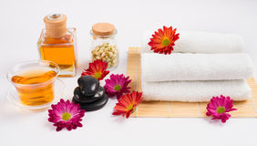 Spa and healthy lifestyle Stock Images