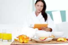 Spa hospitality Royalty Free Stock Images