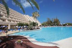SPA Hotel Royalty Free Stock Photo