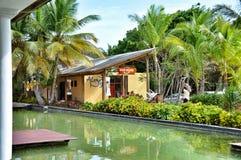 SPA in Hotel Catalonia Royal Bavaro. Dominican Republic. Royalty Free Stock Image