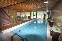 Spa hotel  in Porvoo, Finland Stock Photos
