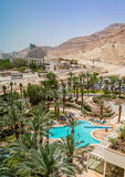 Spa Hotels of the Dead Sea, Israel Royalty Free Stock Photography