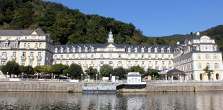 Spa house in Bad Ems, Germany Royalty Free Stock Photos