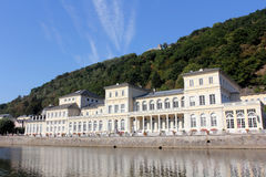 Spa house in Bad Ems, Germany Royalty Free Stock Photography