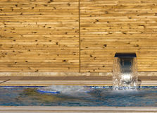 Spa hydrotherapy Royalty Free Stock Image