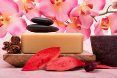 Spa Items Stock Images