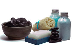 spa items Royalty Free Stock Photos