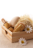 SPA items Royalty Free Stock Images