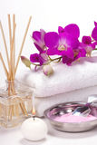 Spa items. Stock Images