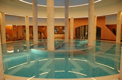 Spa jacuzzi Stock Photography